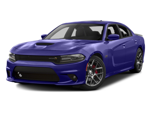2016 Dodge Charger R/T Scat Pack 4dr Car