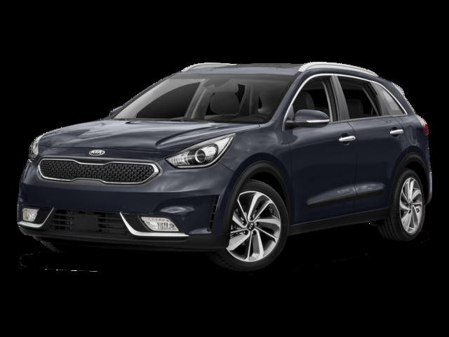 2017 Kia Niro 4d Wagon LX Sport Utility