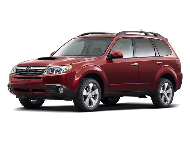 Pre-Owned 2009 SUBARU FORESTER X SPORT UT