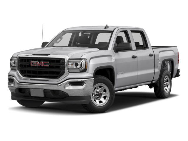 2017 GMC Sierra 1500 Base Crew Cab Pickup - Standard Bed