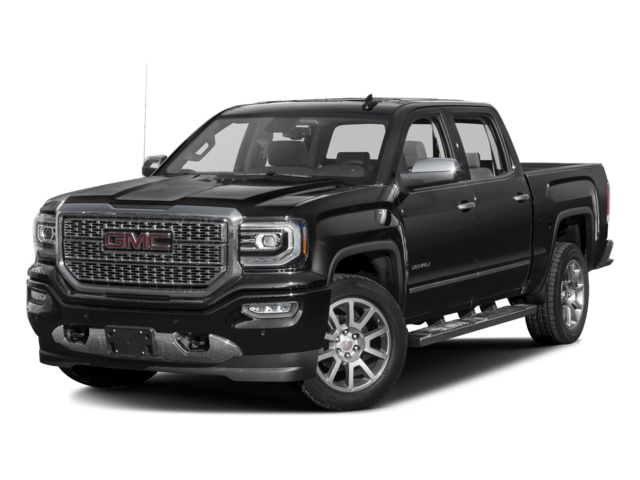 2017 GMC Sierra 1500 Denali Crew Cab Pickup - Short Bed