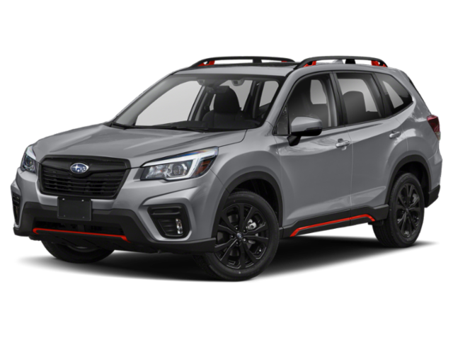New 2020 Subaru Forester Sport