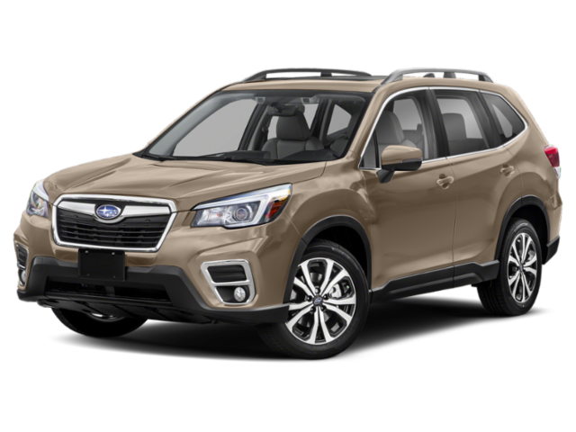 New 2020 Subaru Forester Limited CVT