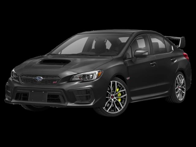 New 2020 Subaru WRX STi