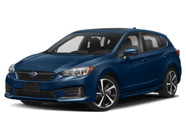 New 2020 Subaru Impreza Sport