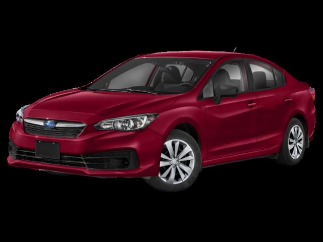 New 2020 Subaru Impreza Sport 4-door CVT