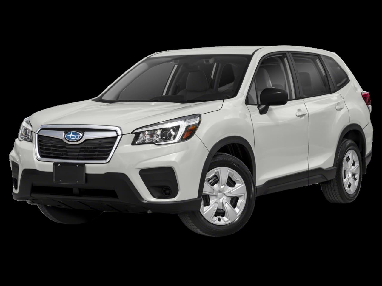 New 2020 Subaru Forester Sport