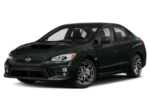New 2020 Subaru WRX Limited Manual