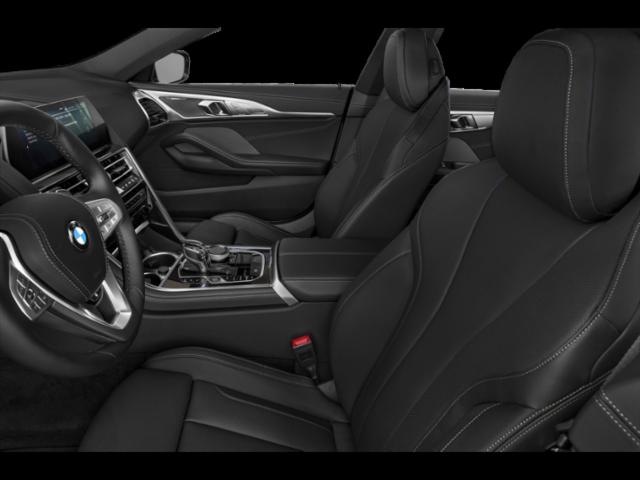 New 2021 BMW 8 Series 840i xDrive Gran Coupe