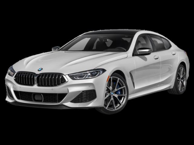 2021 BMW 8 Series M850i xDrive Gran Coupe 4D Sedan