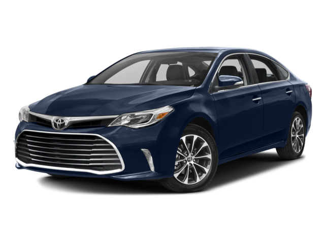 2017 Toyota Avalon XLE Premium 4D Sedan