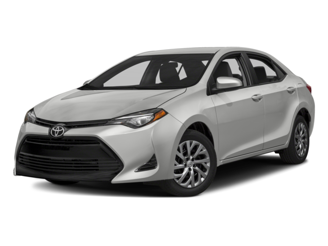 2017 Toyota Corolla LE Eco CVT Automatic (Natl) 4dr Car