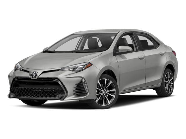 2017 Toyota Corolla 50TH ANNIV 4D Sedan