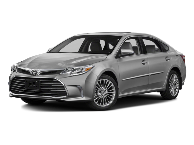 2017 Toyota Avalon Limited sedan