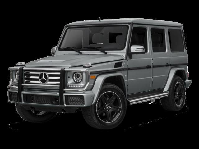 2017 Mercedes-Benz G-Class G 550 Sport Utility
