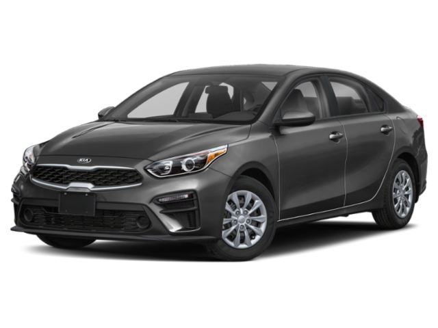 2021 Kia Forte 4DR SDN SX AT
