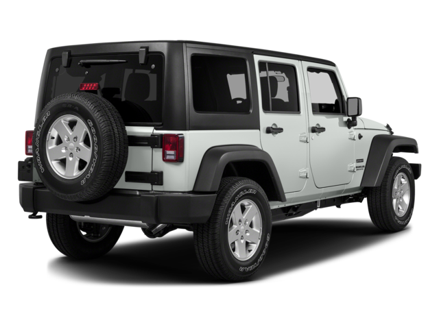 New 2016 Jeep Wrangler Unlimited Sport