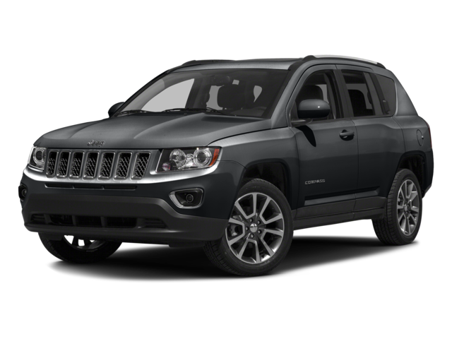 Pre-Owned 2016 JEEP COMPASS Latitude S