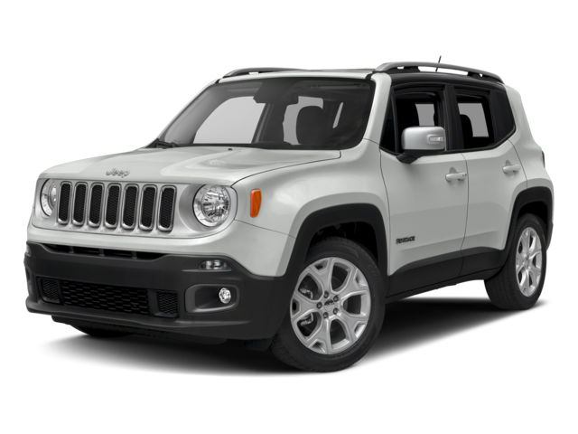 Pre-Owned 2016 Jeep Renegade 4WD 4dr Limited