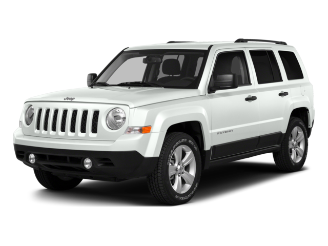Pre-Owned 2016 JEEP PATRIOT SPORT 4WD