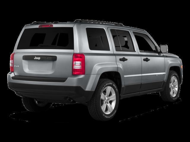 New 2016 Jeep Patriot Sport