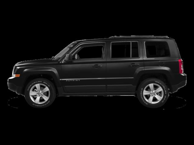 Pre-Owned 2016 Jeep Patriot Latitude