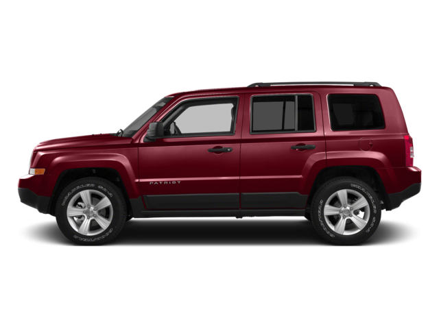 New 2016 Jeep Patriot High Altitude