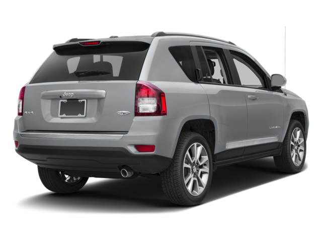 Pre-Owned 2016 Jeep Compass Latitude