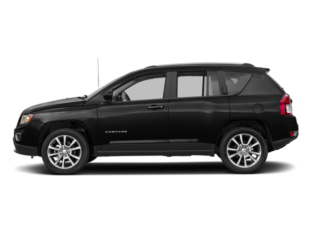 New 2016 Jeep Compass High Altitude