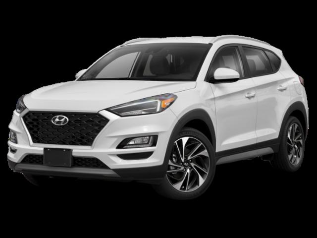 2020 Hyundai Tucson Sport 4D Sport Utility