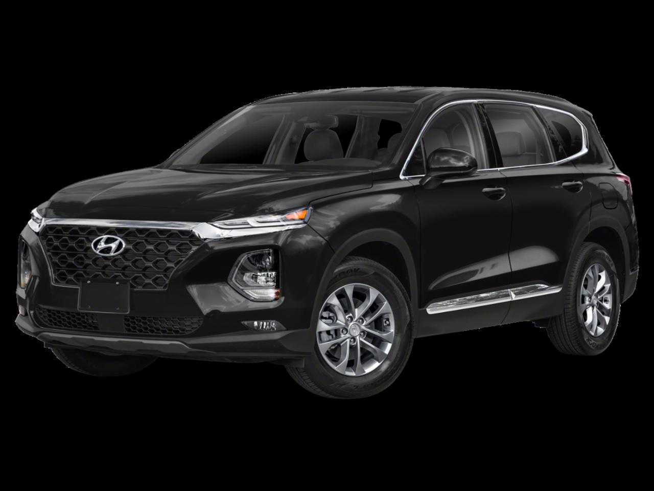 New 2020 Hyundai Santa Fe Limited w/SULEV
