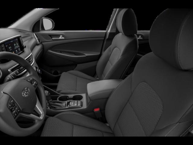 New 2020 Hyundai Tucson SEL