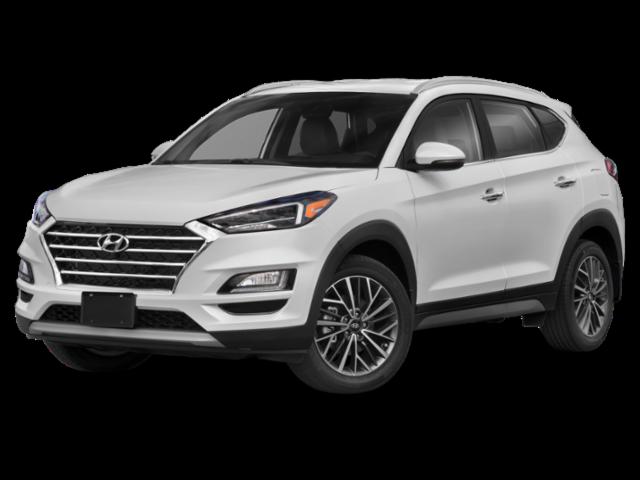 2020 Hyundai Tucson Limited 4D Sport Utility