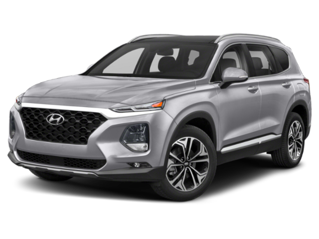2020 Hyundai Santa Fe LUXURY AWD 2.0T POWER PANORAMIC SUNROOF,LEATHER SEATING SURFACES,REARVIEW CAMERA,BLUETOOTH Sport Utility