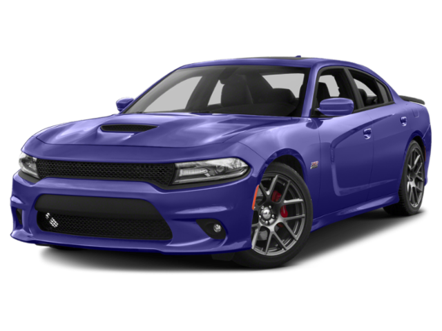 2018 Dodge Charger R/T Scat Pack 4D Sedan