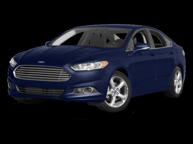 Pre-Owned 2015 FORD FUSION SE Sedan 4