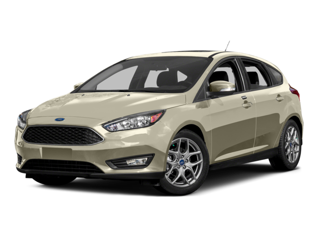Certified Pre-Owned 2015 Ford Focus SE