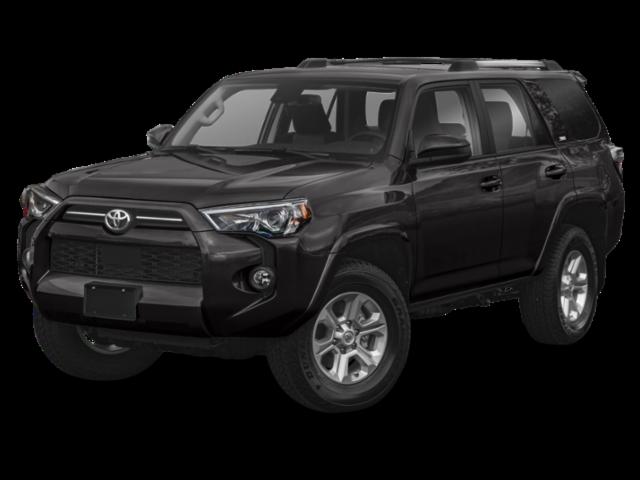 2020 Toyota 4Runner SR5 4D Sport Utility