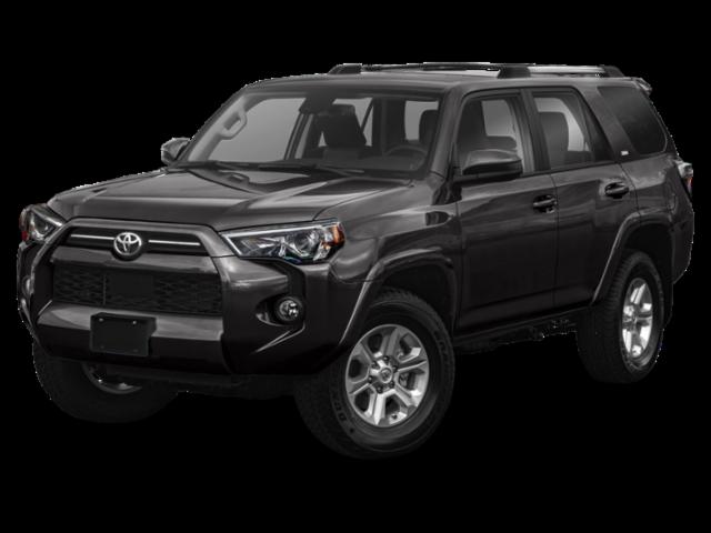 2020 Toyota 4Runner SR5 Premium 2WD (Natl)