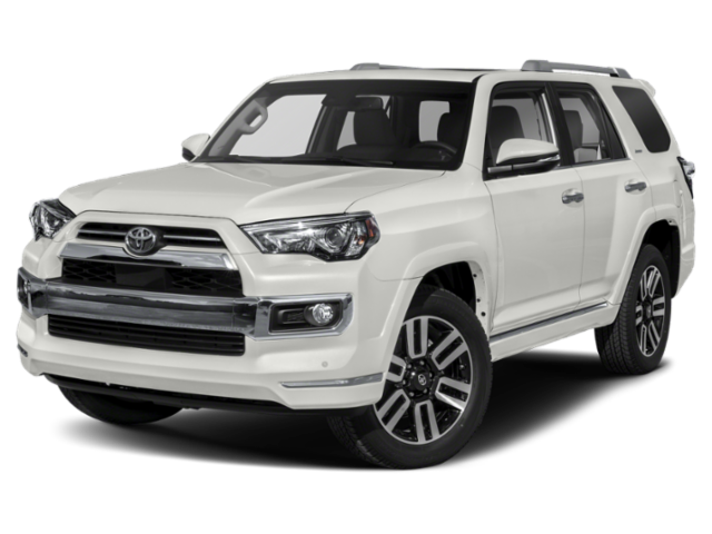 2020 Toyota 4Runner LIMITED 2WD (NATL)