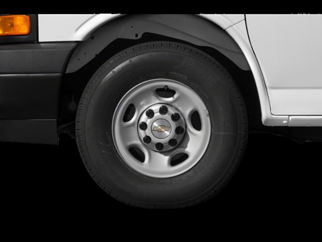 New 2020 Chevrolet Express 2500 Work Van