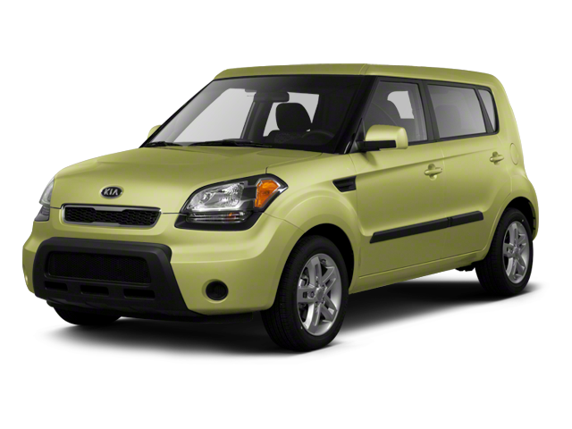 Pre-Owned 2010 KIA SOUL WAGOIN