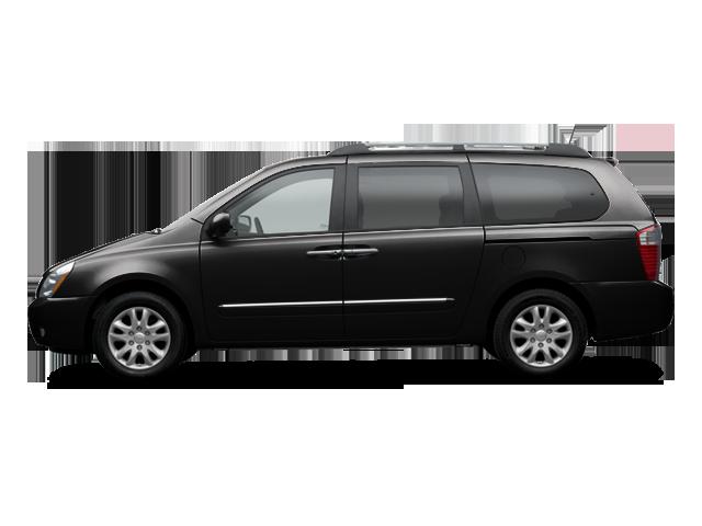 Pre-Owned 2010 KIA SEDONA LX Minivan