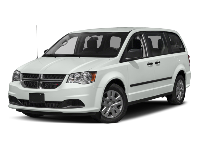 2017 Dodge Grand Caravan SXT 4D Wagon