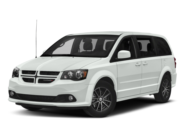 2017 Dodge Grand Caravan GT 4D Wagon
