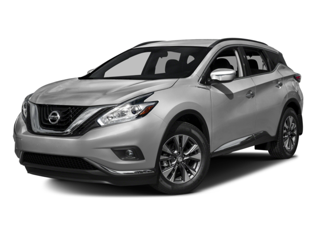 2017 Nissan Murano S 4D Sport Utility
