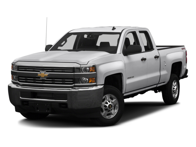 2016 Chevrolet Silverado 2500HD LT 4D Double Cab