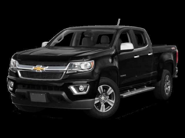 2016 Chevrolet Colorado LT Crew Cab Pickup