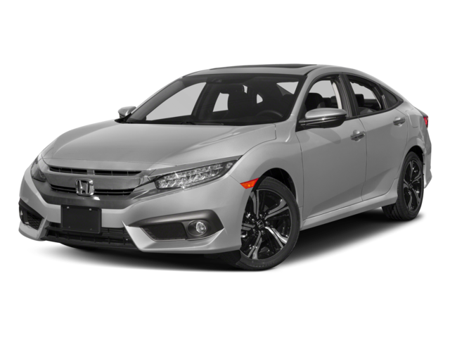 2017 Honda Civic Touring 4D Sedan