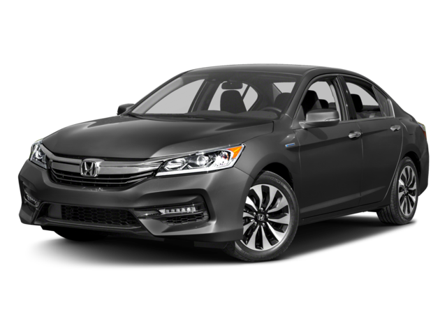 2017 Honda Accord Hybrid Base (CVT) Four-Door Sedan